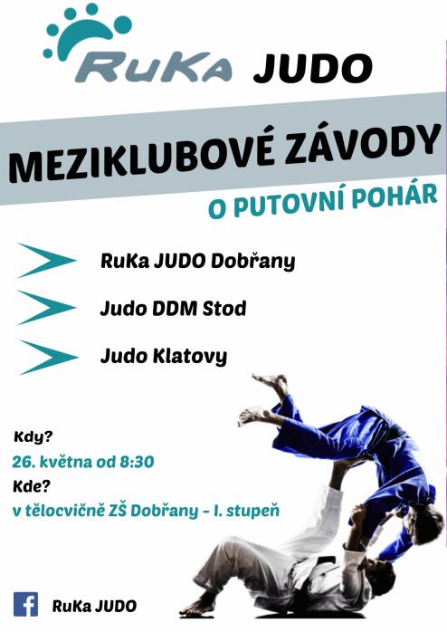 Judo, závody