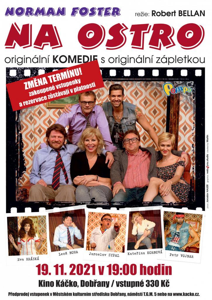 divadlo, komedie