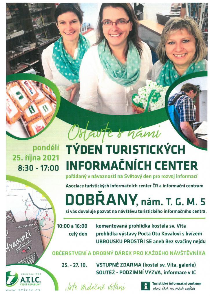 infocentrum, světový den informací