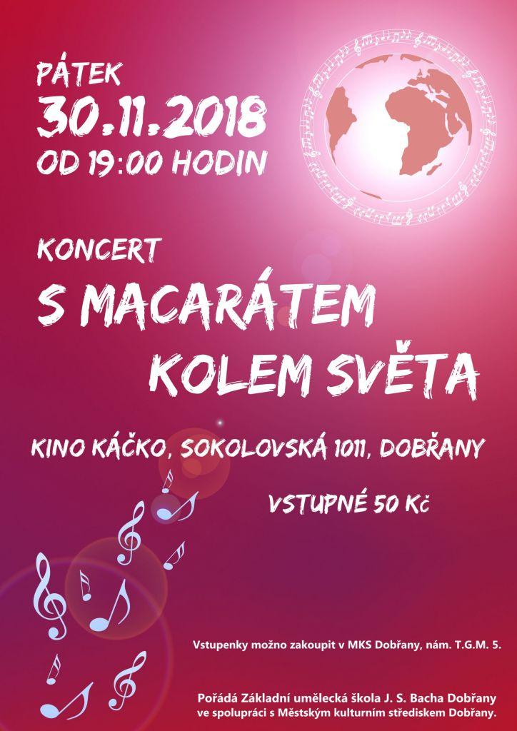 koncert žáků ZUŚ Dobřany