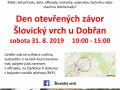 DOZ Šlovický vrch 2019
