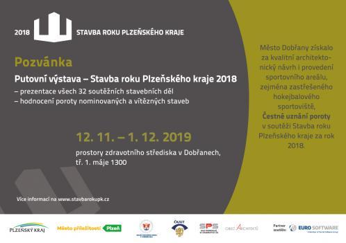 výstava Stavba roku 2018